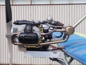 Sauer1800UL-Motor